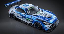 2021 DTM season with GT3 regulations