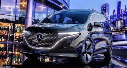 Concept EQT previews the future premium electric van