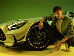 IWC Schaffhausen and Mercedes-AMG launch a performance engineering inspired chronograph