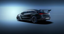 Mercedes-AMG EQS Black Series rendered. Fans are waiting