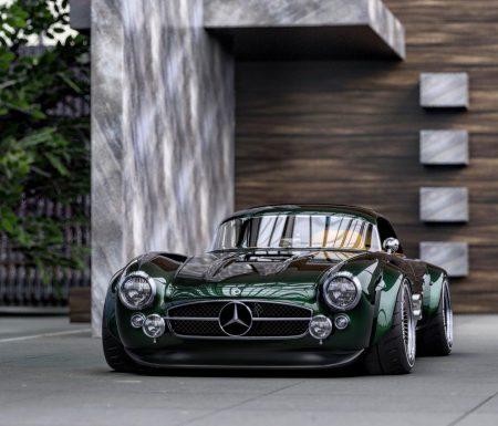 Mercedes-Benz 300 SL (2)