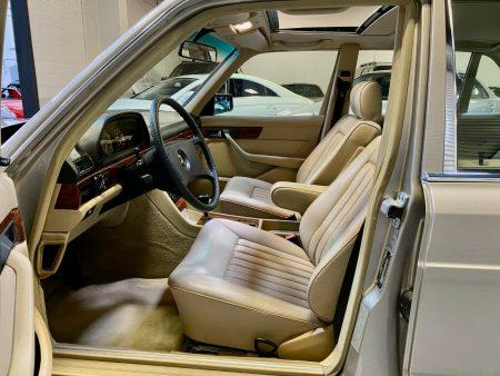 Mercedes-Benz S-Class W126 (8)