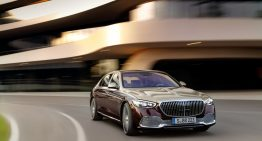 Mercedes-Maybach S-Class available for order, the V12 version included. How much does it cost?