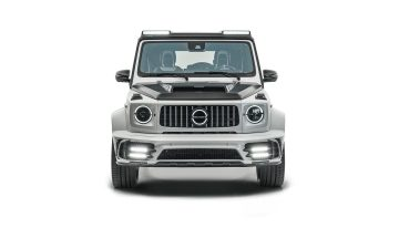 The G-Class Viva Edition – Mansory will only build 10 units