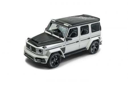 The G-Class Viva Edition - Mansory will only build 10 units (4)