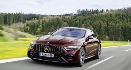 Official: Mercedes-AMG GT 4-Door Coupé facelift