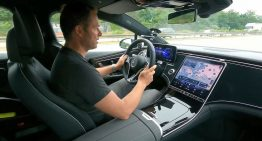 First impressions Mercedes EQS 450+: Munich-Berlin 638 km without charging