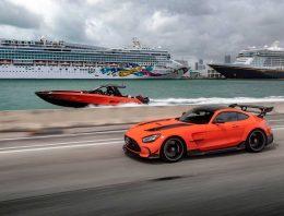 Mercedes-AMG introduces the 2,250-horsepower Cigarette 41' Nighthawk AMG Black Series