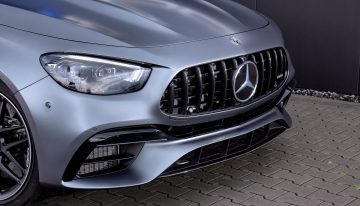 Mercedes-AMG E 63 S by Posaidon. It looks… possessed!