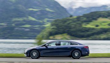 Mercedes EQS prices start at 106,374.10 euro