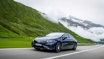 First review Mercedes EQS 450+: Is Mercedes EQS an S-Class electric?
