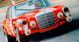 """50 years since """"The Red Pig"""" awed the motorsport world with a class victory in Spa"""