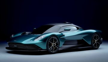 Mercedes-AMG ONE rival, Aston Martin Valhalla, is here. The figures of the supercar