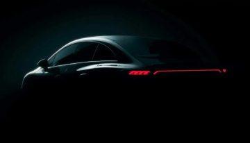 Mercedes teases the EQE, the next electric sedan
