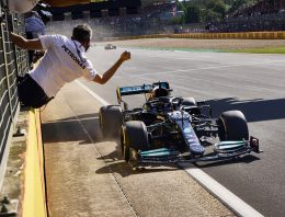 Insane race for Lewis Hamilton after first lap collision in the British Grand Prix