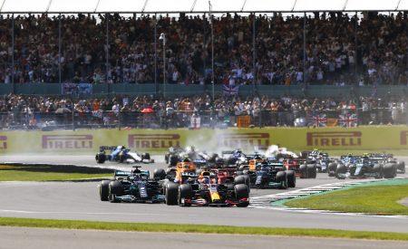 Lewis Hamilton Silverstone British Grand Prix