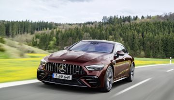 Mercedes-AMG GT 4-Door Coupé – How much does it cost?
