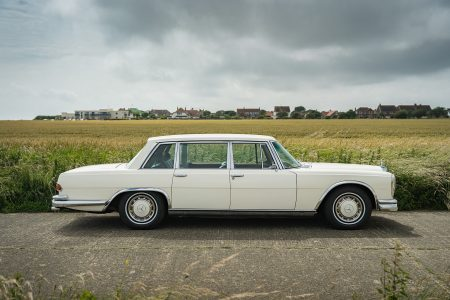Mercedes-Benz 600, once owned by George Harrison (6)