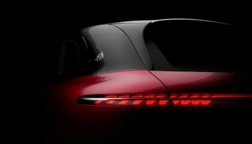 Mercedes teases the future Maybach EQS electric SUV