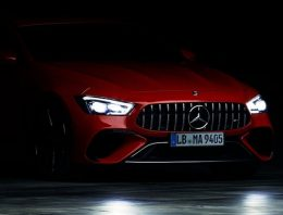 Now it's official. The first Mercedes-AMG plug-in hybrid to debut soon
