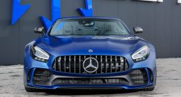 Mercedes-AMG GT R Roadster by Posaidon – Blue Beast
