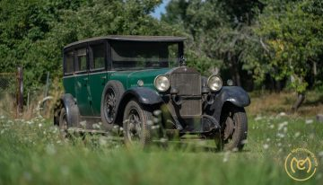 """Mercedes-Benz 12/55 HP Type 300 """"Mannheim"""" is for sale"""