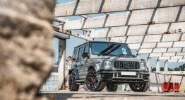 Project Kahn Upgrades The Mercedes-AMG G63 is a warlord