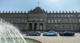Comparative test Mercedes S 500 4Matic, Audi A8 60 TFSIe Quattro, BMW 745e