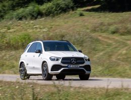 Test Mercedes GLE 350 de 4Matic: The longest or nothing