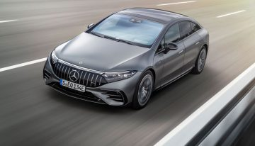 Mercedes-AMG EQS 53 4Matic+: the first fully electric AMG
