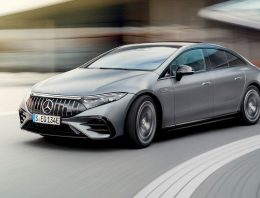 Mercedes-AMG EQE 53 4Matic will deliver around 500 kW