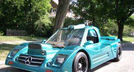 Mercedes-Benz AMG C8 GTR – Bizarre homemade car for sale