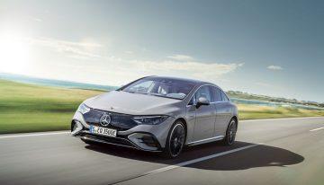 Mercedes-AMG EQE 43 and Mercedes-AMG EQE 53 will start in 2022