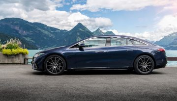 Mercedes reveals prices of the new EQS luxury electric sedan in the U.S.