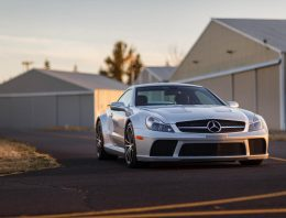 2009 Mercedes-Benz SL65 AMG Black Series for sale for exhilarating price