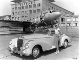 Mercedes-Benz 300 S – The story of the iconic model turning 70